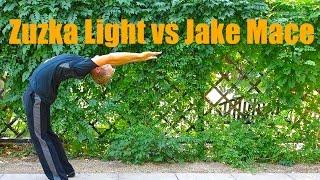 Kettlebell Workout Zuzka Light vs Jake Mace by Kung Fu & Tai Chi Center w/ Jake Mace