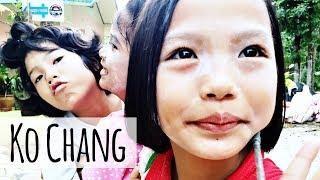 Ko Chang, authentic Thaï island