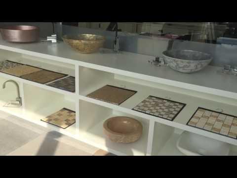 Glaswaschbecken-Armaturen