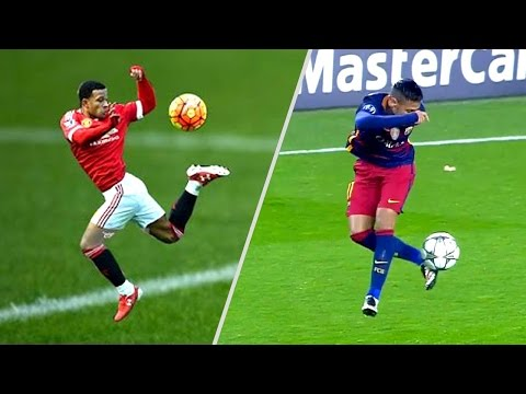 Most Epic Ball Controls In Football ● Amazing First Touch