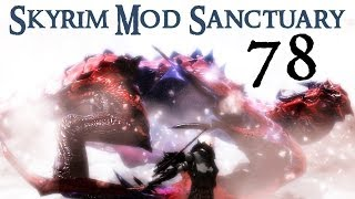 Skyrim Mod Sanctuary 78 : Dawnbreaker, Torches and Concentrative Fire and Frost Shouts