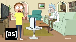Rick and Morty x PlayStation 5 Console [ad]