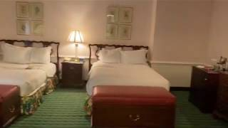 The Greenbrier America's Resort White Sulphur Springs West Virginia Room Review