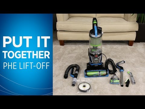 How to Assemble Your Pet Hair Eraser® Lift-Off® Video