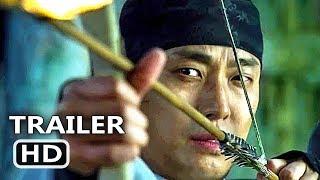 KINGDOM Official Trailer (2019) Netflix Series HD