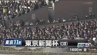 競馬2018年東京新聞杯リスグラシュー