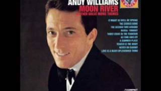 Andy Williams As time goes by