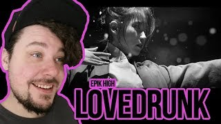 Mikey Reacts to EPIK HIGH (에픽하이) - 술이 달다 (LOVEDRUNK) ft. CRUSH [Official MV]