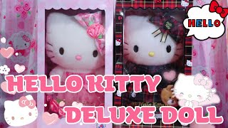 HELLO KITTY BIRTHDAY DOLLS 2016 & 2018 EDITION | DELUXE DOLL | LIMITED EDITION | Kitty Pink Cathy 💋