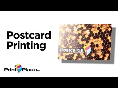 Postcards by PrintPlace.com