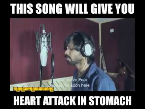 When your crush say she likes English song .