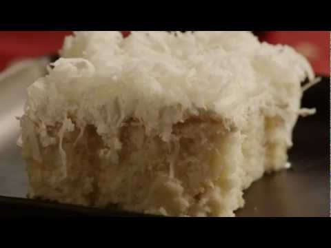 Video How to Make Creamy Coconut Cake