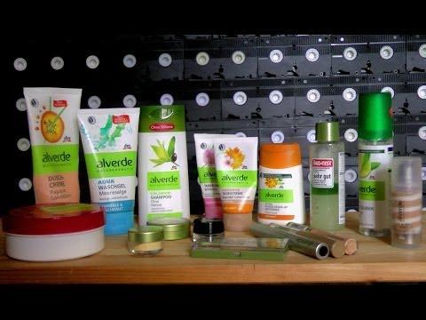 ALVERDE IM TEST (Teil 1) Produktreviews zu pflegender und reinigender Kosmetik