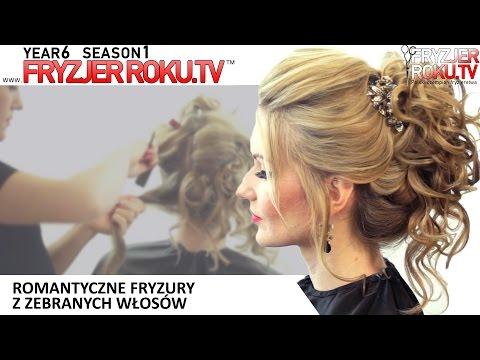 Wideo przywrócenie jedwab do włosów