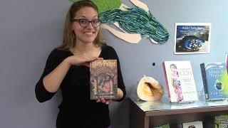 McIntyre Library Book Displays