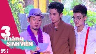 LIVESHOW 2018 | 3 Thằng Sinh Viên Phần 2- Long Đẹp Trai, Huỳnh Phương, Mạc Văn Khoa, Ngọc Minh Trang