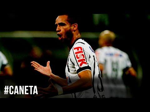 #Caneta | Renato Augusto dá lindo drible em Fred