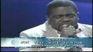 Chikezie - Top 16 Performance
