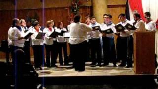 preview picture of video 'Quadrivium Ensemble SOY TICO de Carlos Guzmán'