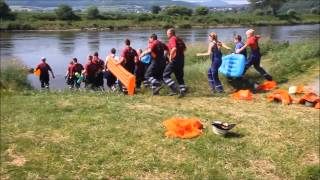 preview picture of video 'Cold Water Challenge 2014 Brevörde'