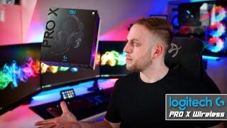 Endlich Premium Qualität! Das neue G PRO X Wireless von LOGITECH | PS4 / PC Test