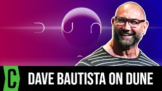 Dune: Dave Bautista on the Script and Denis Villeneuve's Vision by Collider