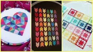 Beautiful Cross Stitch Different Ideas