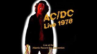 AC/DC Live 1978 (Full Album)