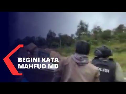 usut penembakan pendeta di papua pemerintah libatkan tokoh