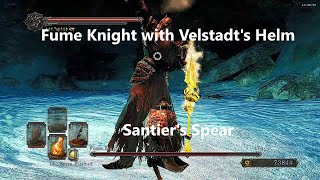 Soloing Fume Knight with Velstadt's Helm