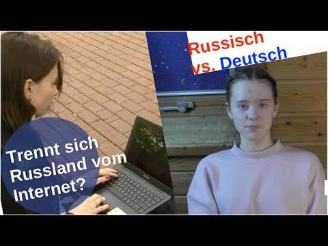 Trennt sich Russland vom Internet? [Video]