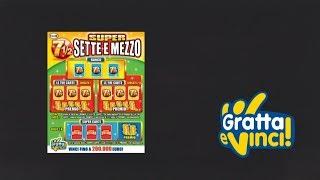 Gratta e Vinci: Super 7½ - Tagliando 29 [Serie 49]
