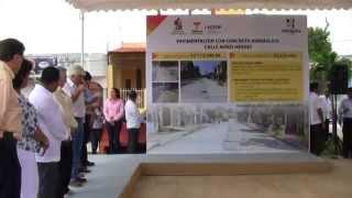 preview picture of video 'Apoyos a Macuspana suman 140 mdp este año: Arturo Núñez'