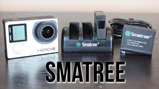 Smatree GoPro HERO4 Batteries