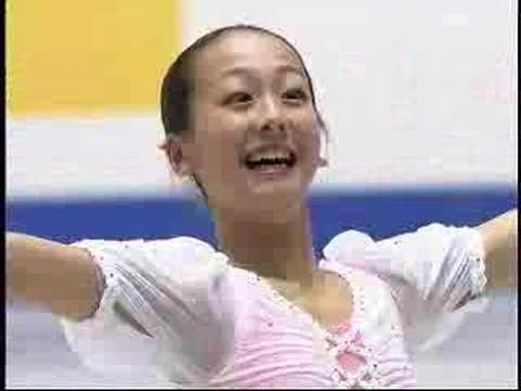 真央、中国杯、NHK杯出場へ