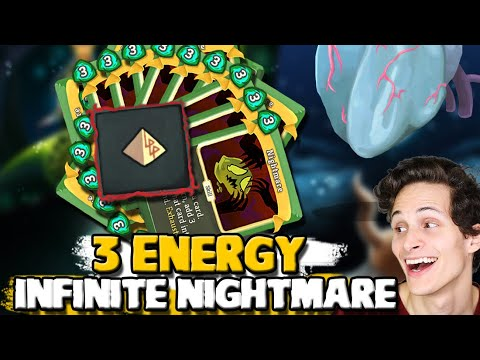 INFINITE NIGHTMARE (3 Energy) | Silent Ascension 20 | Slay The Spire