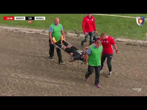 WIDEO: Karpaty Krosno - Ekoball Stal Sanok 1-0 [SKRÓT MECZU]