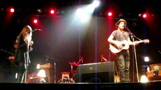 Joshua Radin with Laura Jansen - You Got Growing Up To Do