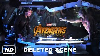 Avengers: Infinity War - DELETED SCENE: The Guardians Get Their Groove Back