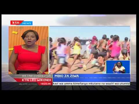 Joyciline Jepkosgei na Bernard Kipkemoi ndio washindi wa mbio za kilomita 10 za Ziwa