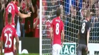 Cuplikan Goal Manchester United Vs Southampton 20 19082016