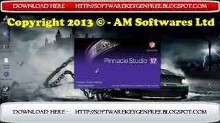 Pinnacle Studio 17 Ultimate Free Télécharger Le Win / Mac 2014
