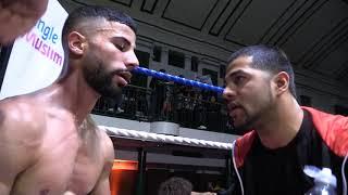Adam Saleh VS Marcus - The Full Fight *UNCUT!!*