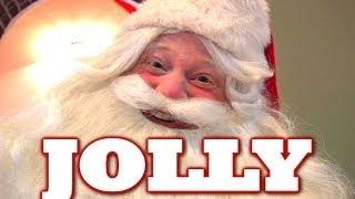 Joe Gets Jolly (Santa Claus School)