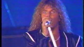The Final Countdown and Love Chaser live in Japan 1987