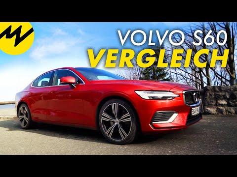 Der Volvo S60 im Vergleich zur Konkurrenz | Motorvision