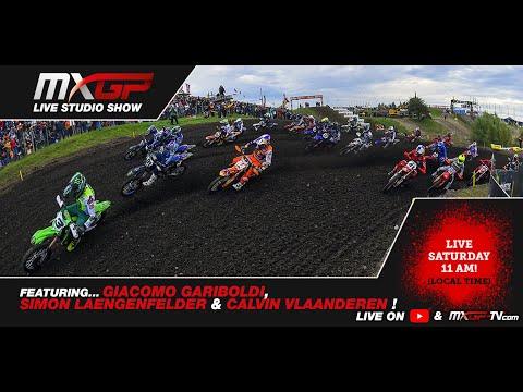 Studio Show | MXGP of France 2021 #Motocross
