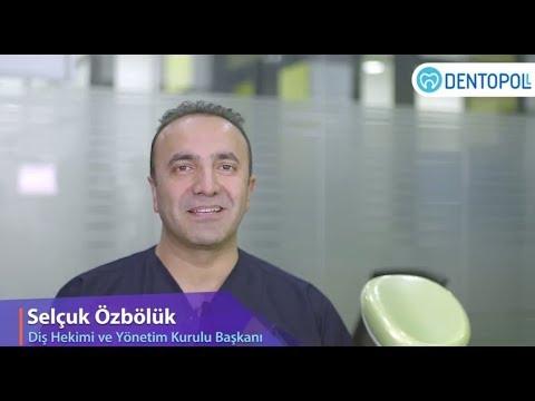 DENTOPOL Yönetim Kurulu Başkanımız Diş Hekimi Selçuk ÖZBÖLÜK