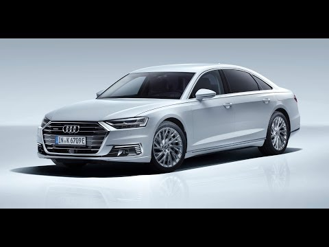 External Review Video rIy4LdIkv4Y for Audi A8, A8L & S8 Sedan (D5 Typ 4N)