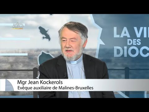 Mgr Jean Kockerols - Vicariat de Bruxelles